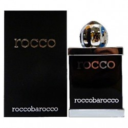 roccobarocco black for man edt 100ml tester[no tappo]