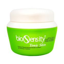 Biosensity Tonic Skin Crema Rassodante Glutei e Seno con Ginseng e Guaranà 500ml