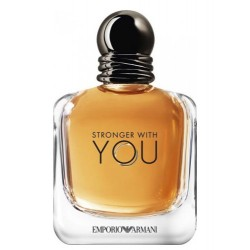 Armani Emporio Armani Stronger With You edt 100ml tester[con tappo]