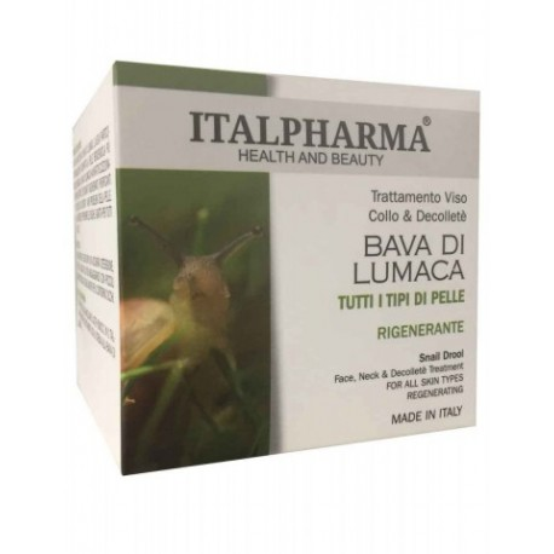 italpharma CREMA VISO ACIDO IALURONICO 50ml