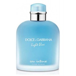 Dolce e Gabbana Light Blue Eau Intense edp 100ml tester[con tappo]