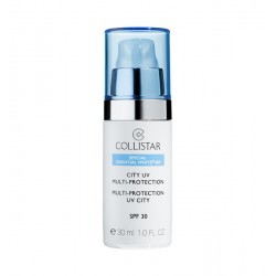 COLLISTAR SPECIAL ESSENTIAL WHITE HP CITY UV MULTI-PROTECTION SPF30 30 ML tester