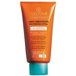 Collistar Speciale Abbronzatura Perfetta Crema Abbronzante Protezione Attiva Pelli Ipersensibili SPF 30 100ml