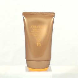 shiseido brilliant bronze self tanning cream spf 15 50ml