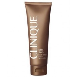 Clinique Self Sun Body Daily Moisurizer Light/Medium 150 ml