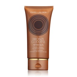 estee lauder bronze goddess tinted self tan golden perfection 150ml
