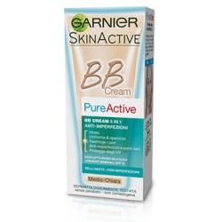 Garnier Pure ACTIVE BB Cream ANTI IMPERFEZIONI medio chiara 50ml