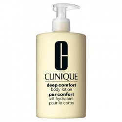 Clinique Deep Comfort Body Lotion 400 ml