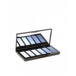 deborah Perfect Smokey Eye Palette Ombretto 5 blue