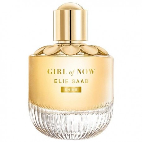 Elie Saab Girl Of Now Shine edp 90ml tester[con tappo]