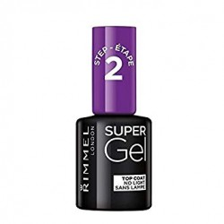 Rimmel Super gel colore top coat