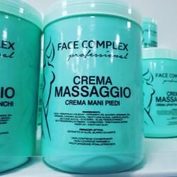 face complex crema massaggio mani e piedi 1kg