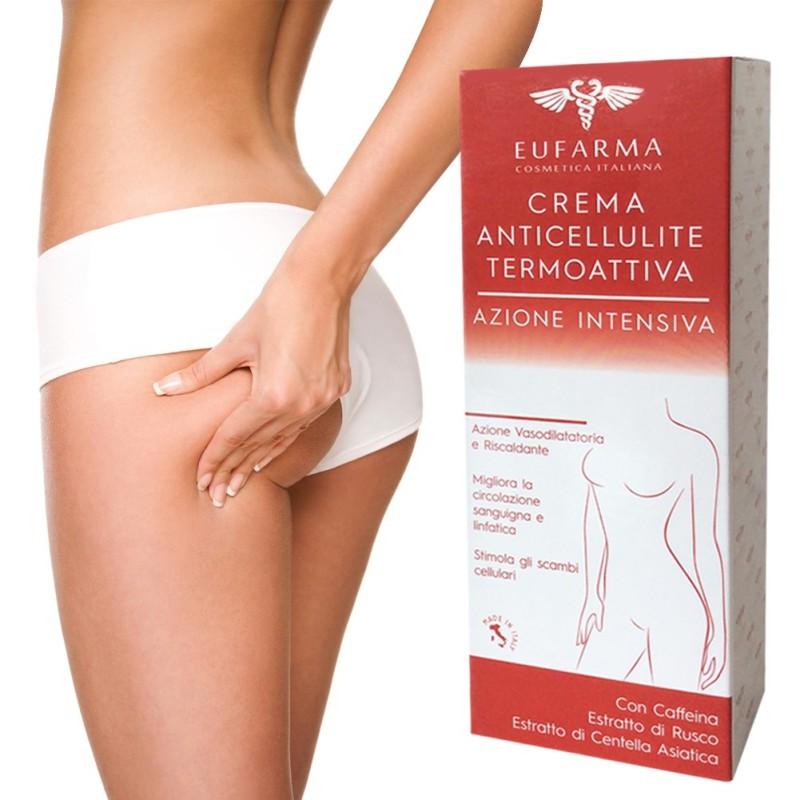 eufarma crema anticellulite termoattiva 200ml