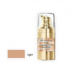 Max Factor Eye Luminezer light