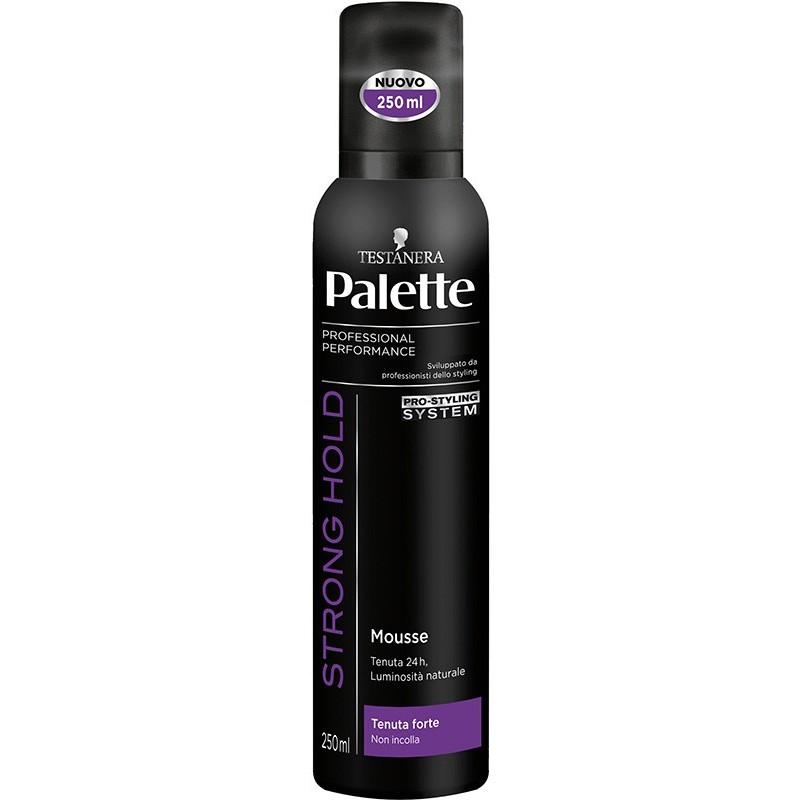 Testanera Palette Invisibile Mousse 250 ml