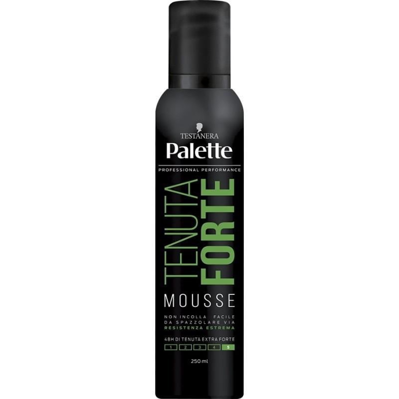 Testanera Palette modella ricci Mousse 250 ml