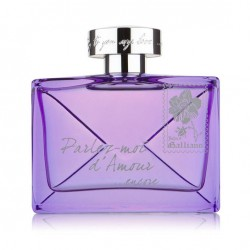 John Galliano Parlez moi d'Amour Encore edt 80ML tester[no tappo]