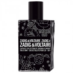 ZADIG & VOLTAIRE This Is Him Capsule Collection edt 100ml tester[con tappo]