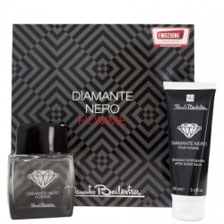 RENATO BALESTRA Diamante Nero pour homme Set edt 100ml + showergel 100ml