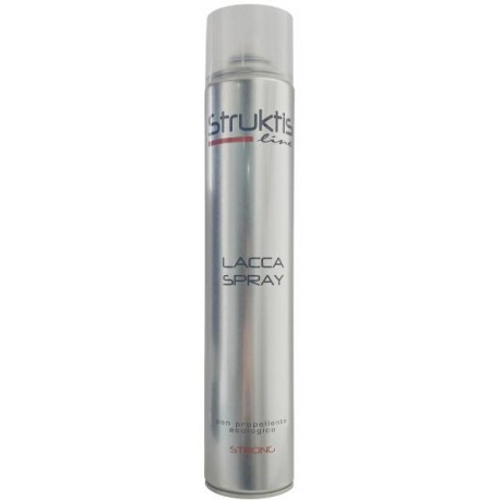 LACCA SPRAY STRONG ECOLOGICA STRUKTIS STYLING FISSAGGIO FORTE 500ml