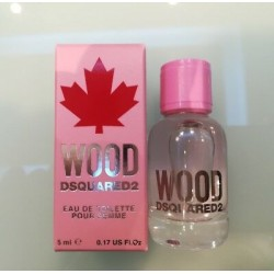 Dsquared2 Wood For Her miniatura 5ml