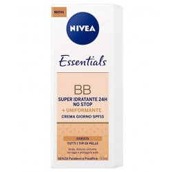Nivea BB CREAM UNIFORMANTE DORATA 50ml