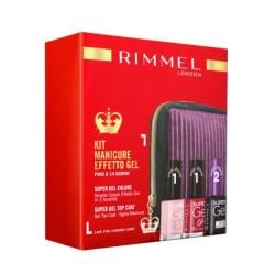 rimmel kit manicure effetto gel