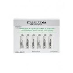 Italpharma FIALE LOZIONE ANTIFORFORA & GRASSI 6 x 10ml