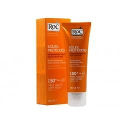 RoC Soleil Protezione + Fluido Antimacchie FPS50+ 50ml