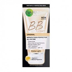 Garnier Bb Cream Original Crema Viso di Pelle 5 in 1 Medio-Chiara 50 ml