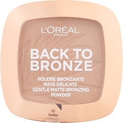 l'oréal paris back to bronze 02 Sunkiss