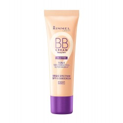 rimmel match perfection bb cream 001 light