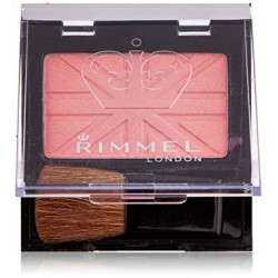 Rimmel Lasting Finish Mono Blush with Brush 190 Coral