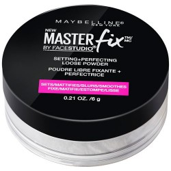 Maybelline New York polvere Master Fix 01 trasparente