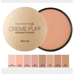 Max Factor Creme Puff Pressed Powder 5 translucent