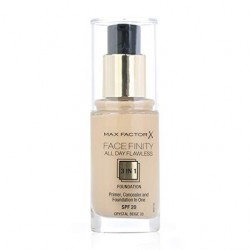 Max Factor Face Finity 3 in 1 Foundation 30ml 33 cristallo beige