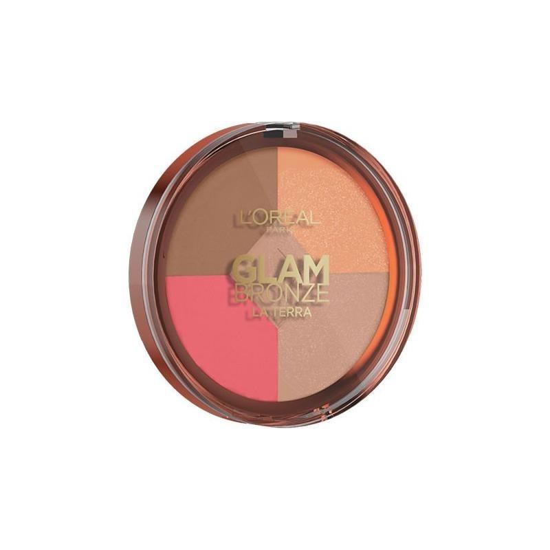 l'oreal glam bronze 02 Medium Speranza