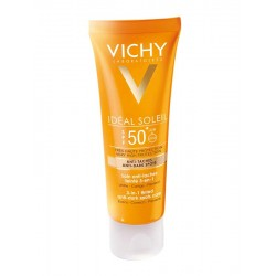 Vichy Ideal Soleil Crema Viso Anti-Età SPF50 50ml