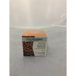 italpharma crema viso olio di argan 50ml
