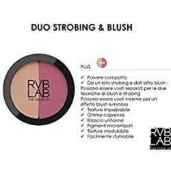Diego dalla Palma rvb skin lab duo strobing e blush