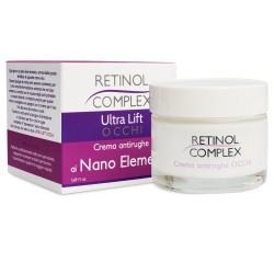 RETINOL COMPLEX ANTIRUGHE NANO ELEMENTI CONTORNO OCCHI 50 ML