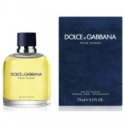Dolce e Gabbana Pour Homme edt 125ml Tester[con tappo]