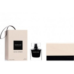 narciso rodriguez narciso edt 50ml + gel doccia 50ml + latte corpo 50ml