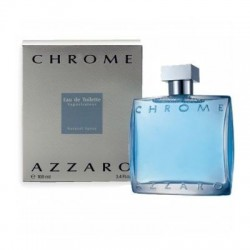 Azzaro Chrome edt 100ml Tester[no tappo]