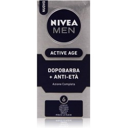 nivea men dopobarba + anti età 75ml
