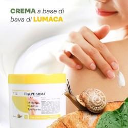 italpharma crema multiuso bava di lumaca 250ml