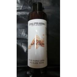 Italpharma olio dopo cera aloe vera 200ml