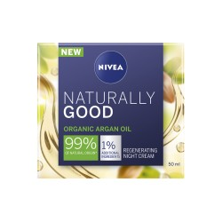 Nivea Naturally Good notte 50ml