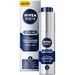 nivea men active age 6 in 1 50ml