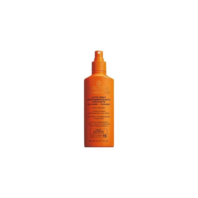 Collistar Speciale Abbronzatura Perfetta Latte Spray Superabbronzante Idratante SPF 6 200ml